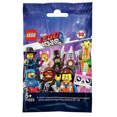Lego LEGO Movie 2 Minifigures Seri Renkli